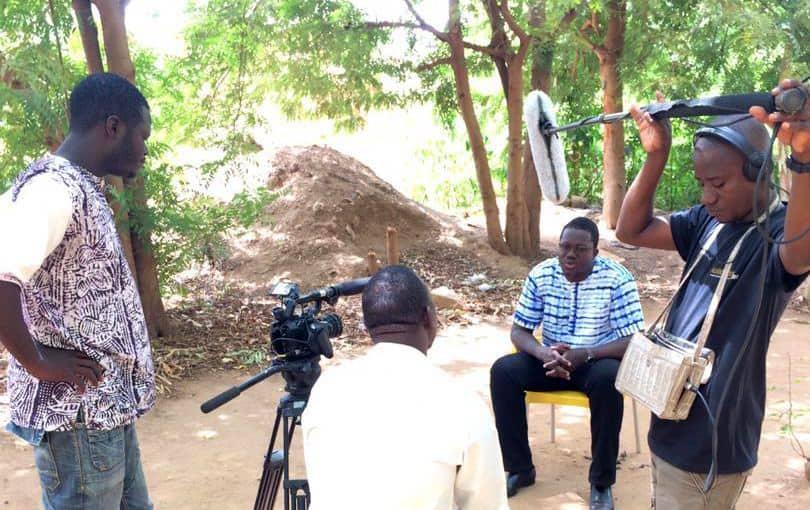 KiFiFE, Kid's Film Festival, Operndorf Afrika, Village Opera, Burkina Faso, Ziniare