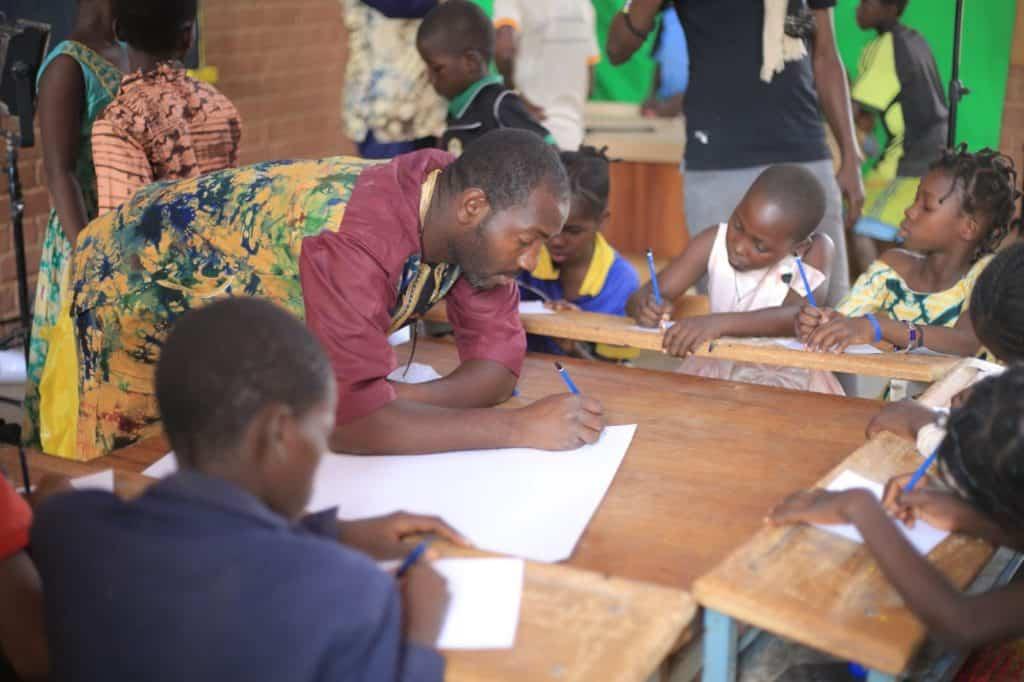 KIFIFE 2021, Kid's Film Festival, Operndorf Afrika, Village Opera, Burkina Faso, Ziniare, Tamissi, Kinder Film Festival, Festival du films pour enfants
